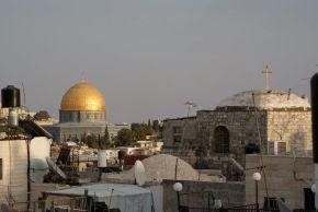 Über den DächernJerusalems