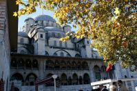 Freitagsgebet in Istanbul.