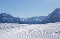 Ein wunderbares Bergpanorama.