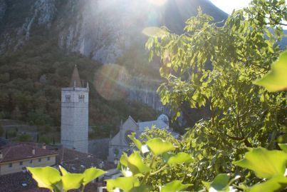 Die Kathedrale von Gemona.