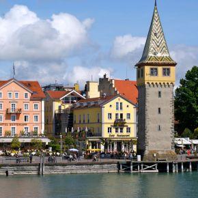 Lindau – das bayrische Tor zumBodensee