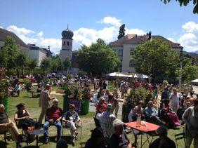 Laut Veranstalter besuchten 5000 Menschen das Festival an vier Tagen.