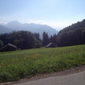 Kleine Bike-Tour imWalgau