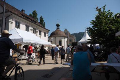 """Am Kornmarktplatz fand das """"Old Orleans Festival"""" statt."""