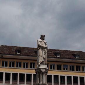 Bozen – vom Waltherplatz zumSiegesdenkmal