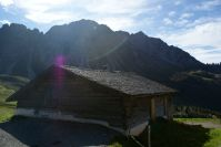 """Die Oberpartnom Alpe diente als Drehort für """"Atem des Himmels."""""""