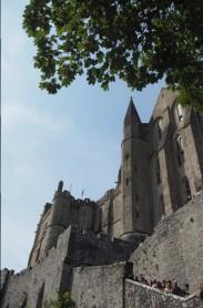 Das Kloster hatte auch militärische Bedeutung.