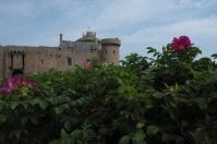 Die Burg bietet tolle Bauten aus vielen Jahrhunderten.