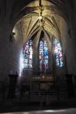 Sie wurde von einem Edelmann errichtet, der im Kreuzzug in Gefangenschaft geraten war.