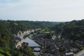 Mittelalterliches Dinan – die Heimat vonGuesclin