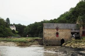 Eine Bootsfahrt am Val de Rance – von Saint Malo nachDinan