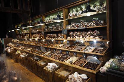 Wunderschöne Chocolaterie in Rennes ...