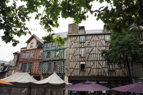 Rennes – die Hauptstadt derBretagne