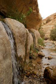 Tolle Wasserfälle und es gibt auch Becken zum Schwimmen.