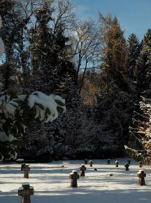 Am Feldkircher Soldatenfriedhof habe 320 Menschen ihre letzte Ruhestätte gefunden.