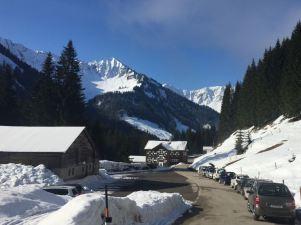 Bad Laterns - Ausgangspunkt für mehrere lohnende Touren im Laternsertal.