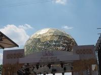 Der Life-Ball setzte auf Gold und Klimt.