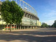 Das Ernst-Happel-Stadion: Heimstätte der Österreichischen Nationalmannschaft.