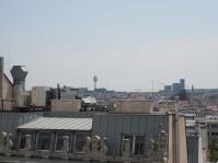 Blick zum Donauturm.