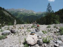 Wunderbare Steinskulpturen.