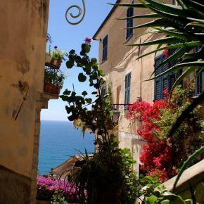 Berge und Meer – Rückblick auf Ligurien2013