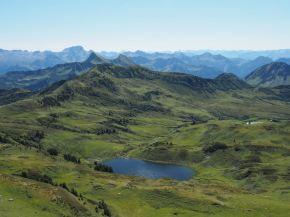Grandiose Tour im HerzenVorarlbergs