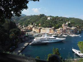 Vom Kloster am Meer insJet-Set-Italien