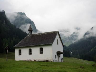 Die Kapelle im Nenzinger Himmel