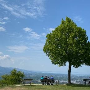 Vorarlbergs schönster Aussichtsbalkon